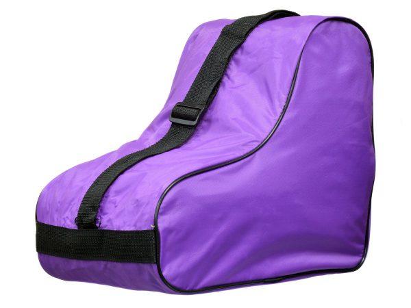 purple epic skate bag