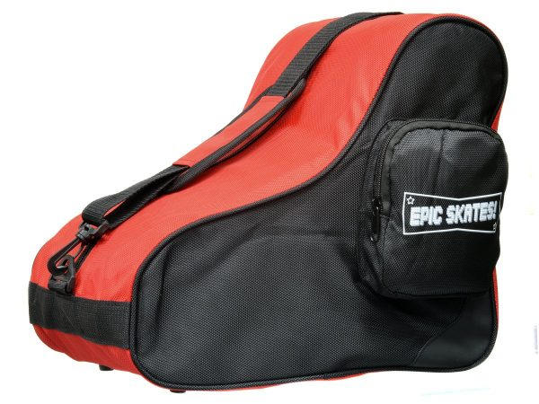 epic premium skatebag red