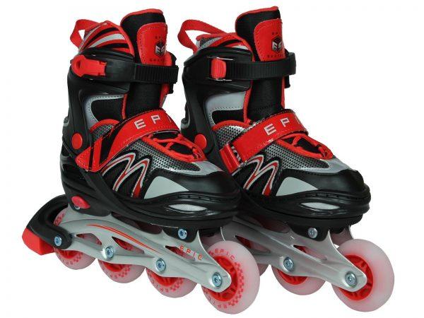 Epic inline skates