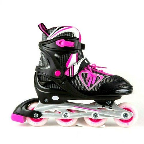 epic fury adjustable inline skates