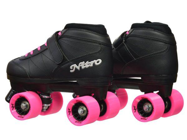 epic nitro pink roller skate