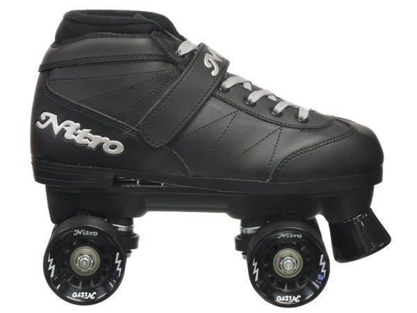 epic black nitro roller skate
