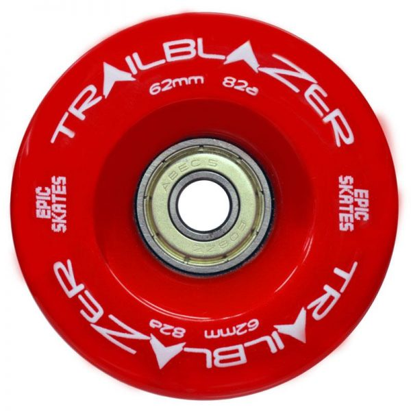 epic trailblazer quad skate wheels