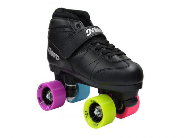 epic super nitro rainbow speed skates